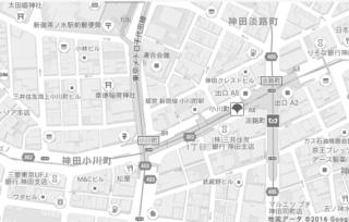 GoogleMapをサイトに埋め込む