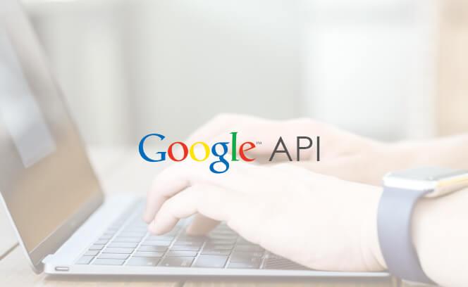 GoogleMapのAPI取得